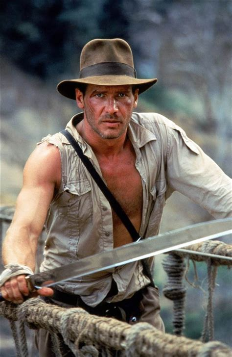 Harrison Ford Is Back As Indiana Jones And More by Indiana Jones Is Back Steven Spielberg Harrison Ford