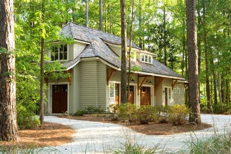 Arts And Crafts Style Homes Interior Design cottage in the woods craftsman garage and shed