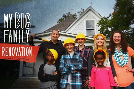 my big family renovation hgtv exclusive first look my big family renovation 187 realscreen