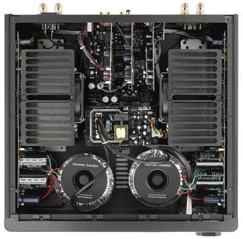 audio centre harman kardon hk  stereo system