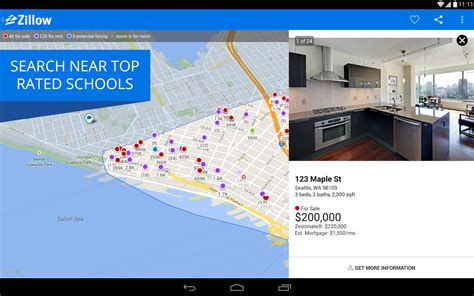 zillow rentals houses zillow real estate rentals apk free android app download appraw