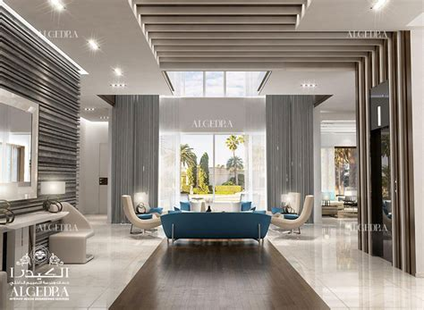 Small Home Lobby Designs Villa Entrance Interior Design Lobby Design By Algedra