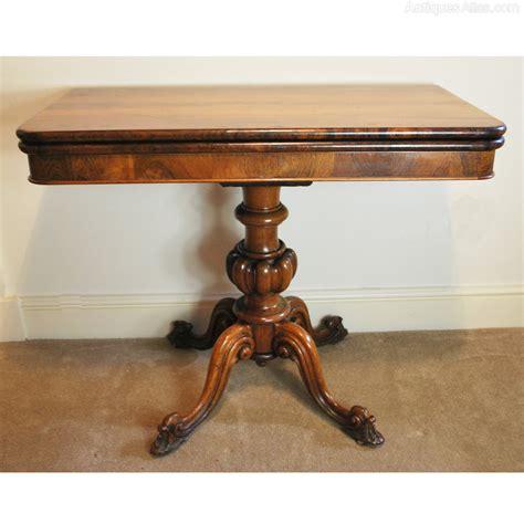 georgian tea table in rosewood antiques atlas