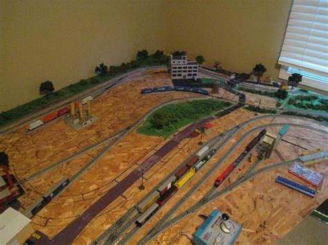 warehouse yard layout railroadfan com view topic update on my model railroad