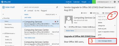 Office 365 Mail Headers Frequently Asked Questions On Email Regulations