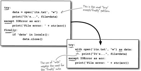 head first python 4 persistence saving data to files head first python