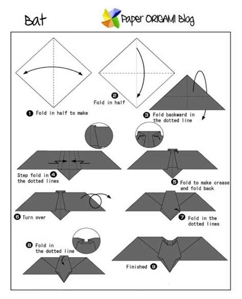Origami Guides - free coloring pages origami guide 101 coloring pages