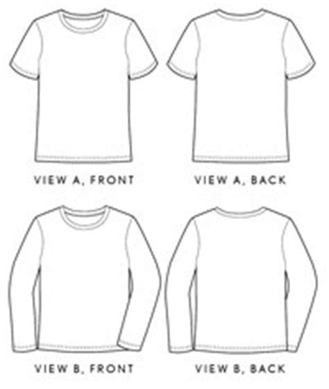 mens shirt pattern making pdf digital men s metro t shirt sewing pattern shop oliver s