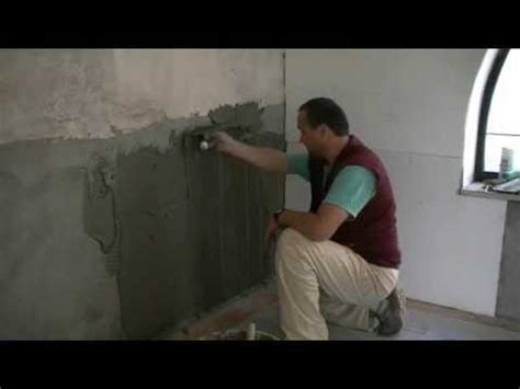 isolare termicamente una parete interna come isolare una parete interna dalla muffa tutto per casa