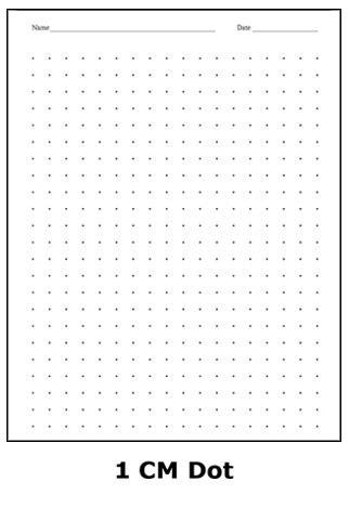 printable centimeter dot grid paper centimeter dot grid paper