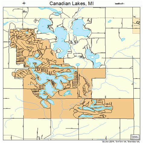 map of canada and lakes canada lakes images search