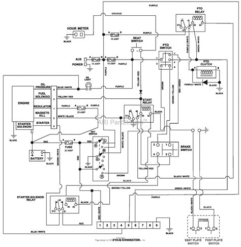 deere lt133 wiring diagram gooddy org