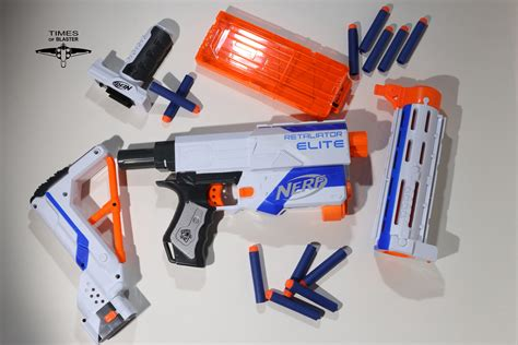 nerf accessories nerf retaliator ultimate review times of blaster