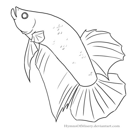 coloring pages betta fish male betta fish coloring pages