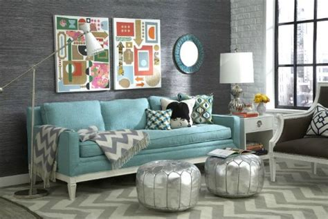 Blue And Grey Living Room by 10 Amazing Color Schemes For The Living Room
