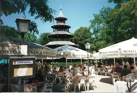 Englischer Garten München Biergarten Chinesischer Turm öffnungszeiten by M 252 Nchen Biergarten Am Chinesischen Turm Mgrs 32upu9236