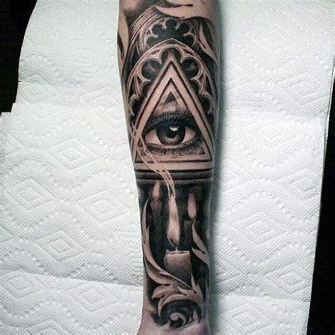 all seeing eye wrist tattoo 114 eye tattoos that will your mind