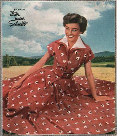 die 50er mode mode in den 50er jahren