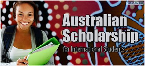 Mba Scholarships In Australia For International Students 2013 by Guide To Study In Australia Scholarship Programs