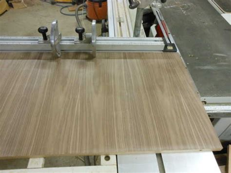 Using A Sliding Tablesaw At Solowoodworker Com