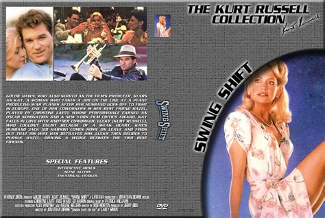 swing shift dvd swing shift the kurt russell collection movie dvd
