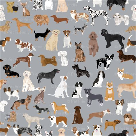 dog pattern fabric uk dogs grey fabric cute dog design best dogs grey fabric