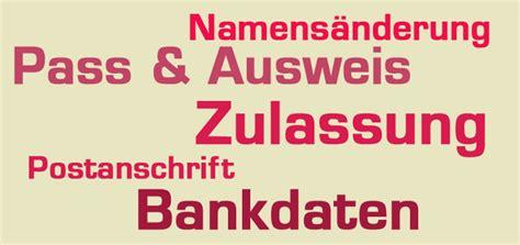 Hochzeit Steuerklasse by Nach Der Hochzeit Namens 228 Nderung Familienstand