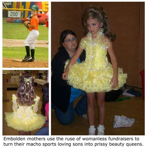 my son in a womanless pageant with pics boy dressed for womanless pageant in yellow frilly dress