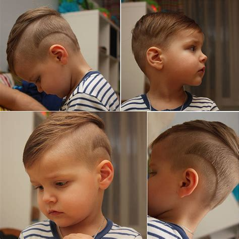 toddler undercut 50 cute baby boy haircuts for your lovely toddler 2018