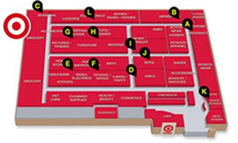 target aisle map walmart target store maps now live