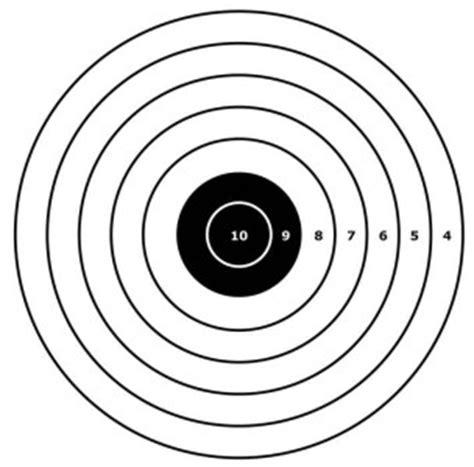 printable shooting targets for bb guns 900 printable targets shooting air pistol bb gun archery