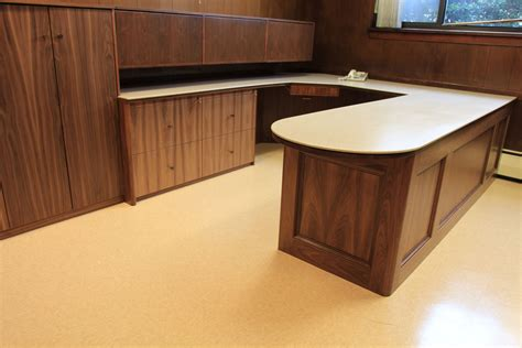custom office furniture crafted custom made his and s office
