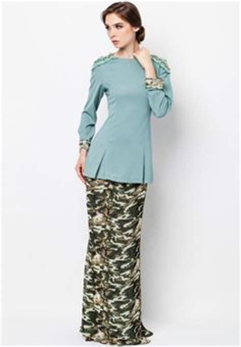design dress batik sarawak baju kurung moden mikhayla chiffon baju kurung