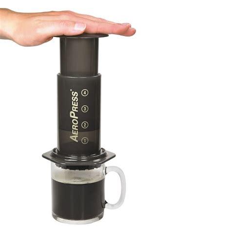 Portable Press Coffee Maker aeropress 174 coffee and espresso maker target