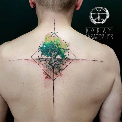 watercolor tattoo tree watercolor tree of watercolor abstract