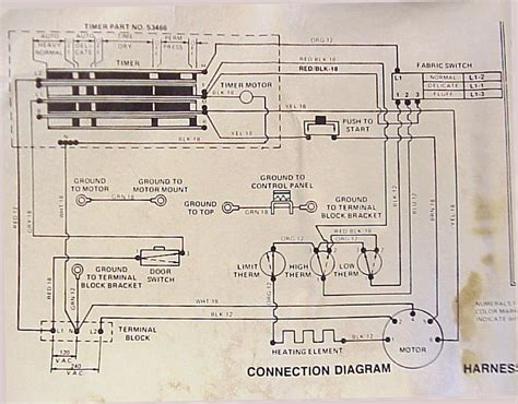 maytag dryer electrical schematic drying