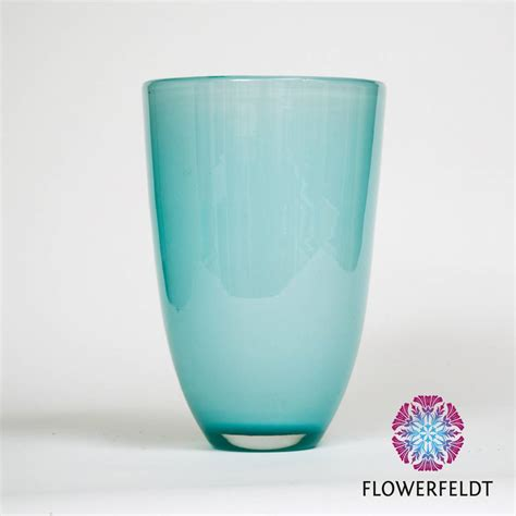 dutz flower vases pale blue flowerfeldt
