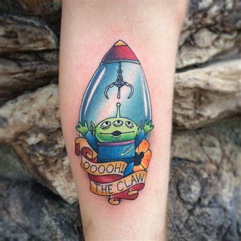 pixar tattoo 13 pixar inspired ideas bored panda