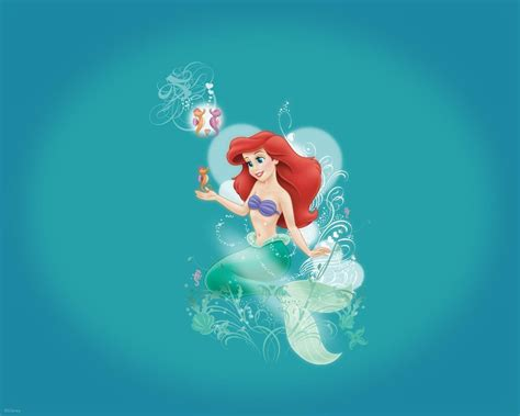 disney mermaid wallpaper the little mermaid wallpapers wallpaper cave