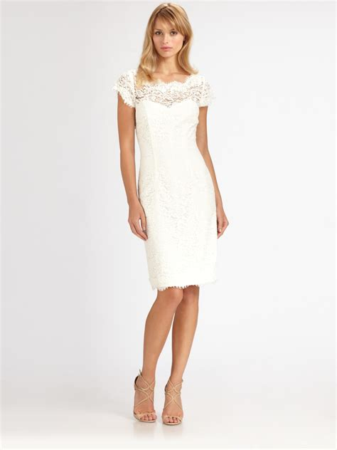 White Dress white lace dress picture collection dressed up