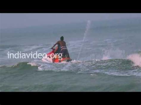water scooter in goa goa smallest state india panaji