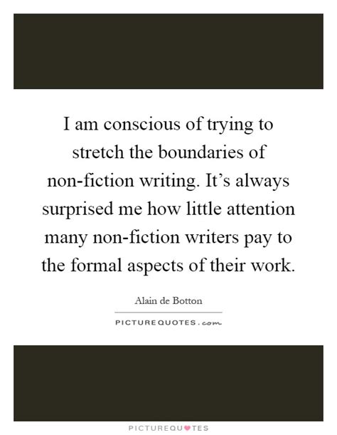 the of a stretch your boundaries books alain de botton quotes sayings 219 quotations