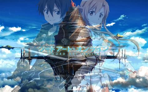 drawing and painting free sword asuna castle in the sky and sword