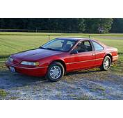 1991 Ford Thunderbird – Pictures Information And Specs