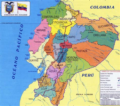 map of equador 301 moved permanently