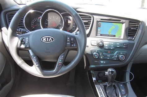 Kia Optima Manual Transmission 2011 Kia Optima Give Pause At The Letter K Karp Automotive