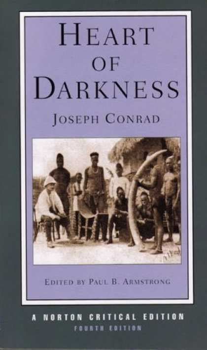heart of darkness themes colonialism bestsellers 2007 covers 1800 1849