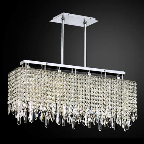 Crystal Drop Chandelier Linear Crystal Chandelier 592 Drops For Chandeliers