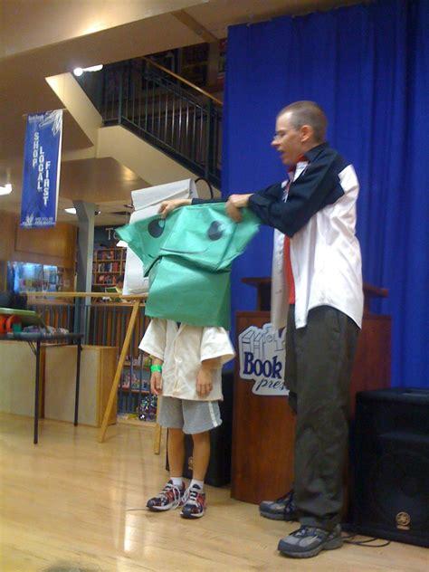 Origami Yoda Costume - loftin 187 archive origami yoda or how to do an