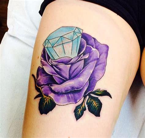 tattoo diamond and rose empire tattoo